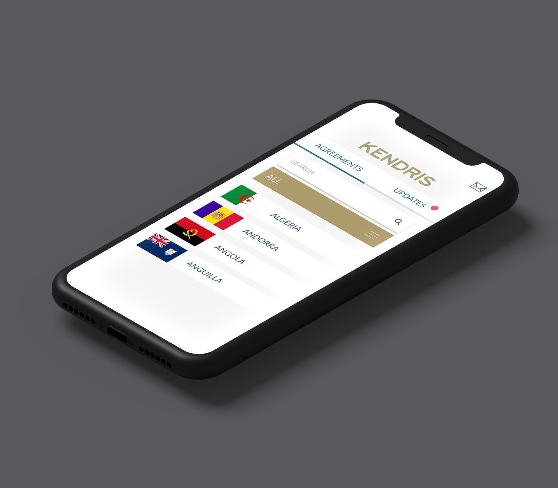 App Entwicklung - KENDRIS